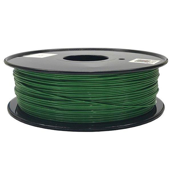 Filamento para Impressora 3D 1.75mm 1Kg Verde
