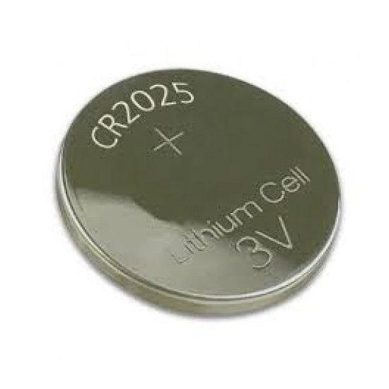 Bateria CR2025 Lithium 3V