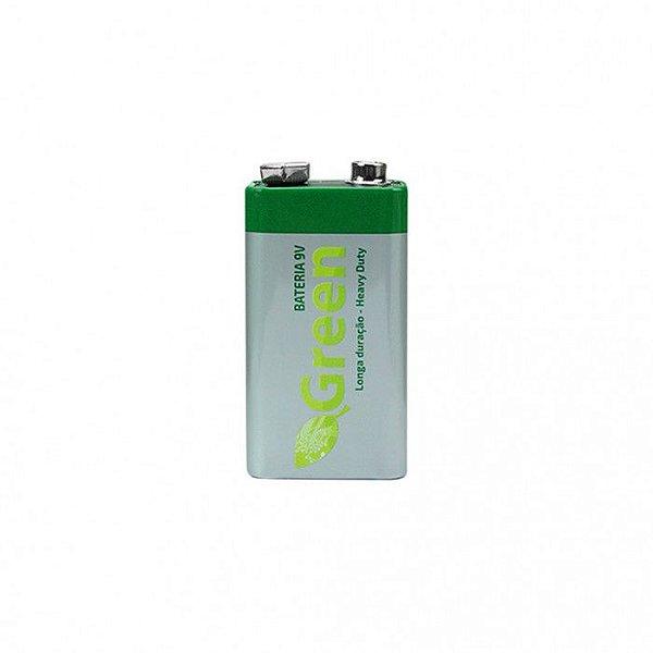 Bateria 9V Green