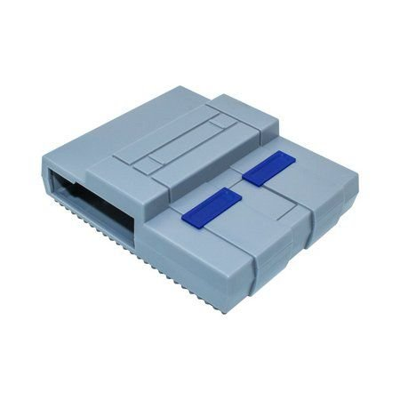 Case Raspberry Pi ABS - Modelo SNES