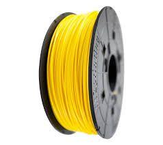 Filamento PLA para Impressora 3D 1.75mm 1Kg Amarelo