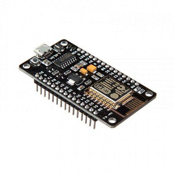 NodeMCU v3 Lolin - Kit de Desenvolvimento com ESP8266 baseado em LUA