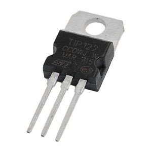TIP122 - CI Transistor NPN