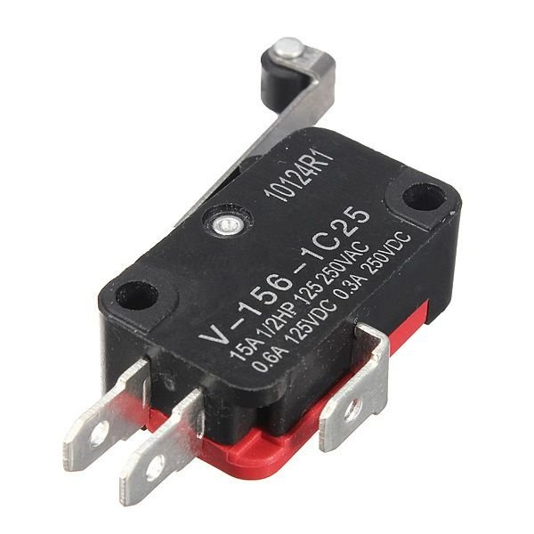 Chave Micro Switch V-156-1C25