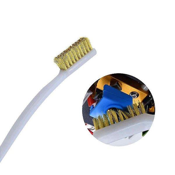 Escova de Fio de Cobre para Limpeza de Bico Impressora 3D