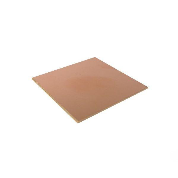 Placa Cobreada de Fenolite Face Simples
