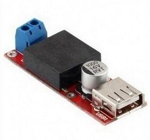 Módulo Conversor 5V 3A - Ideal para Uso na Raspberry Pi