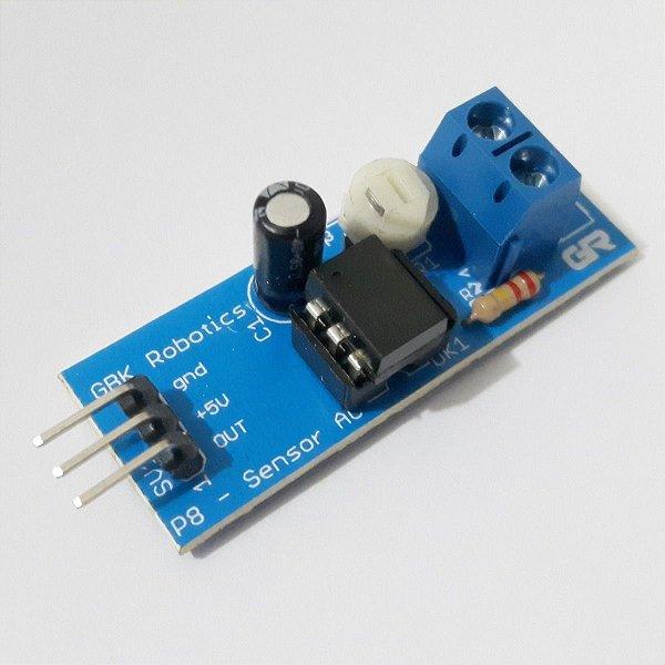 Módulo Sensor de Tensão AC 110/220V