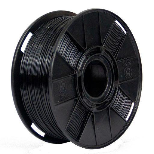 Filamento ABS Premium+ 1Kg 1.75mm Preto Sépia