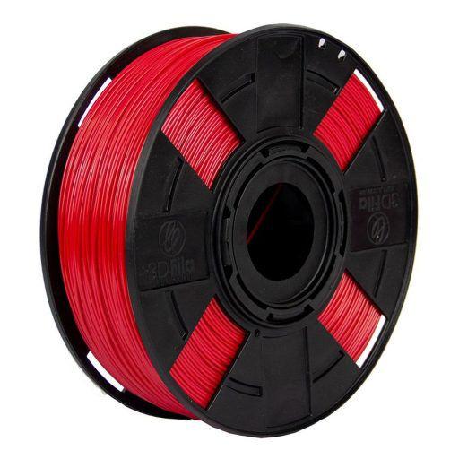 Filamento ABS Premium+ 1Kg 1.75mm Vermelho Aranha