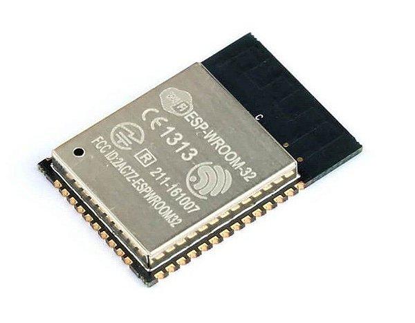 Chip ESP32 com Wifi e Bluetooth