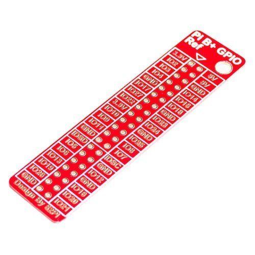 Placa de Referência GPIO para Raspberry Pi