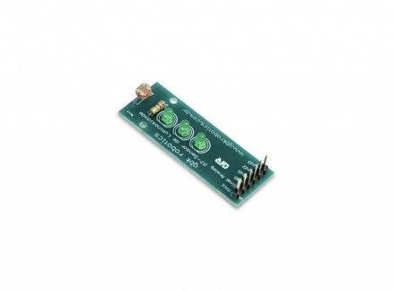Sensor de Luminosidade LDR com Leds