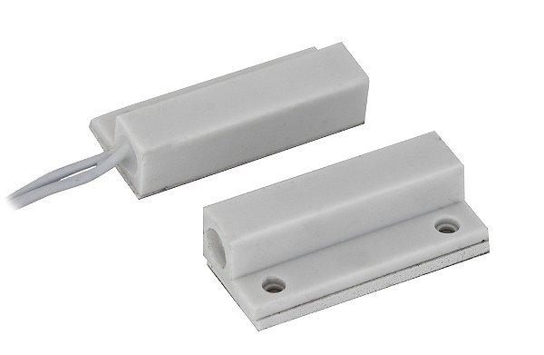 Sensor Magnético Com Fio para Portas e Janelas