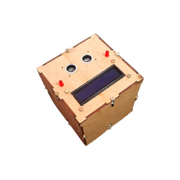 Kit Robô Ludos DIY