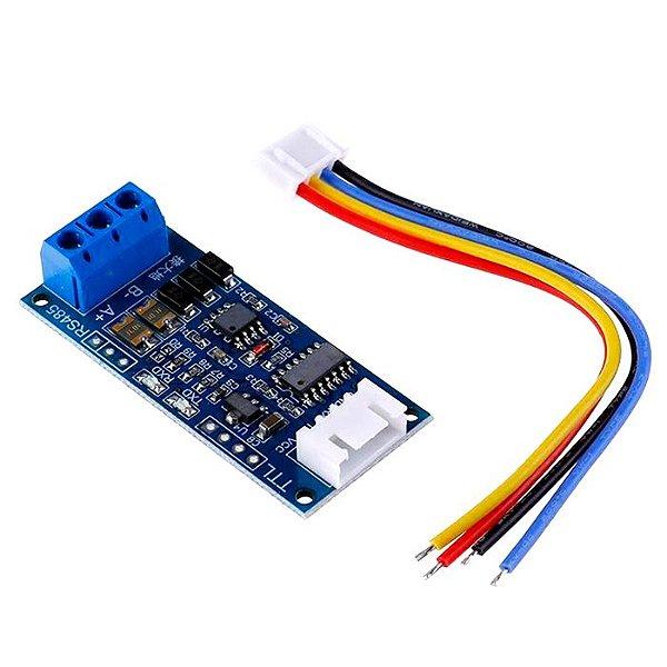 Módulo Conversor de Dados TTL para RS485 com Controle Automático