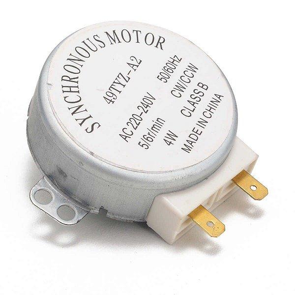 Motor para Microondas 4RPM 220V