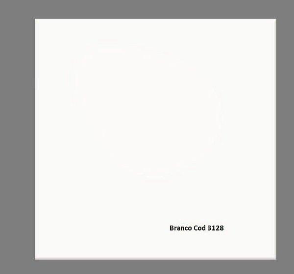 Piso Brilhante Branco 45x45 M2 - CERAMICA FORMIGRES