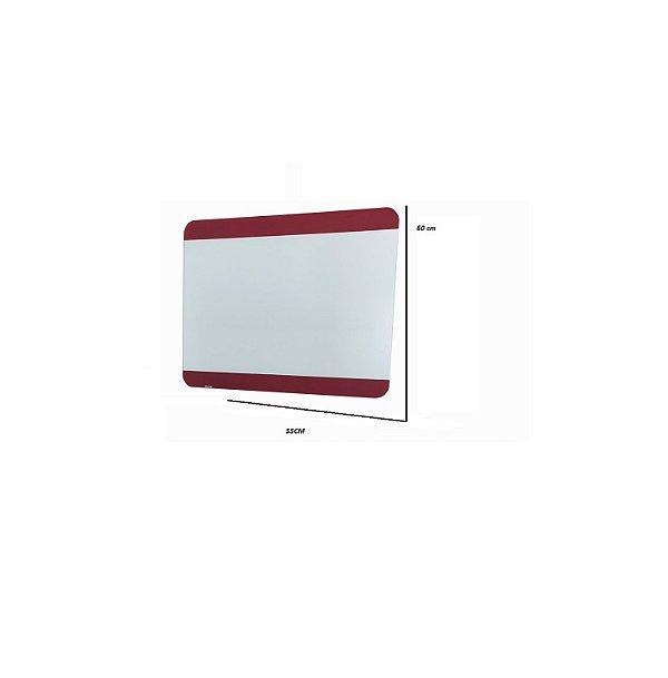 Espelheira Mini Romantique Vermelha - ASTRA