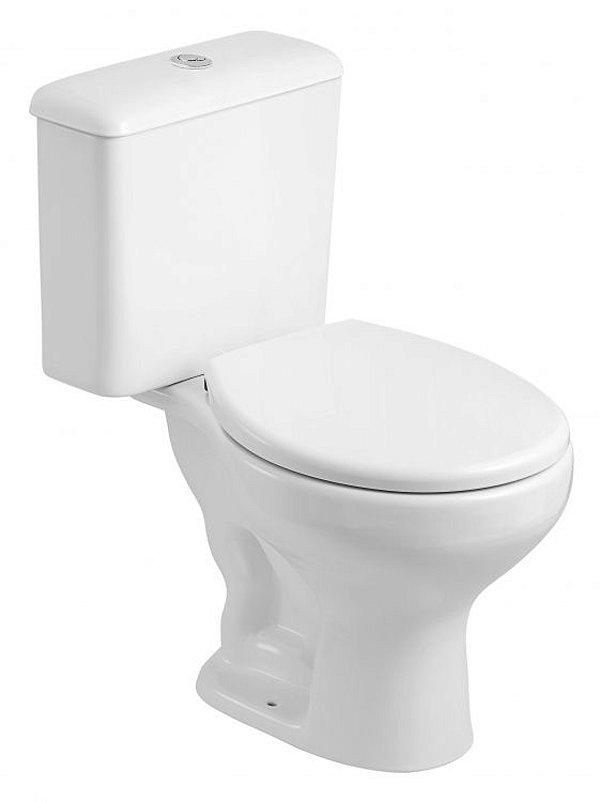 Vaso Sanitário com Caixa Acoplada Saveiro Branco