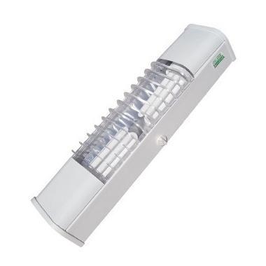Luminária Compacta Bivolt TA-7 Branca  - TASCHIBRA