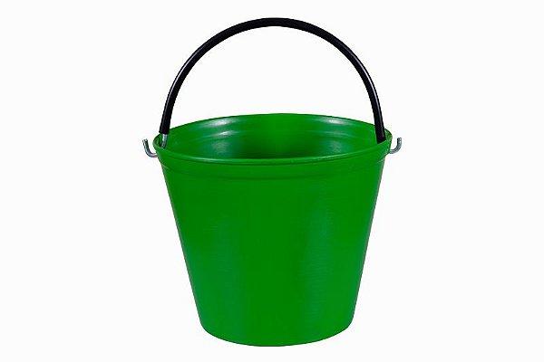Balde Reforçado 12 Litros Verde - ASTRA
