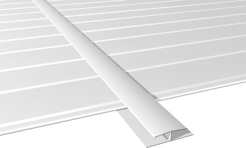 Emenda Forro PVC Gelo -Norteplast