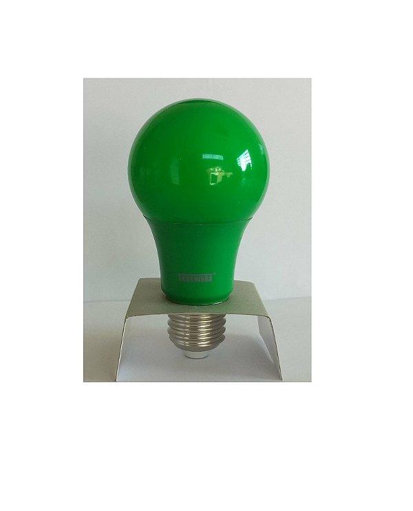 Lâmpada LED 5W Colors Verde