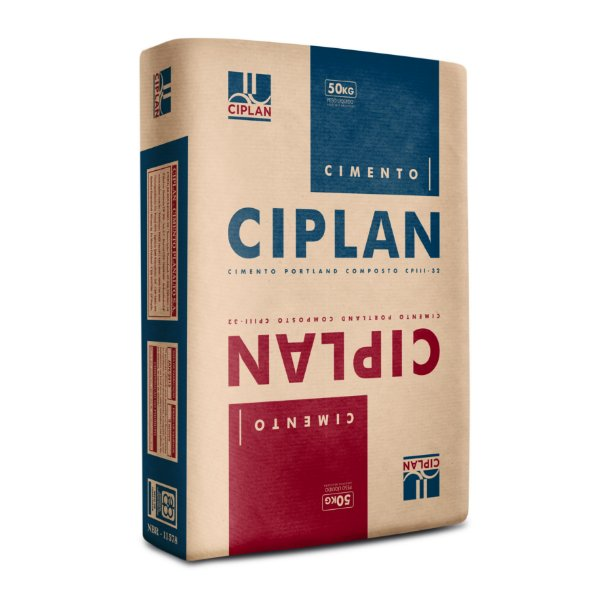 Cimento CP II Uso Geral ( 50 Kg ) Ciplan
