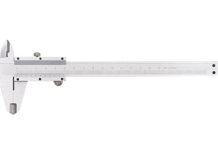 Paquímetro Universal Metálico 150 MM - MTX