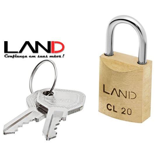 Cadeado 20 mm - LAND