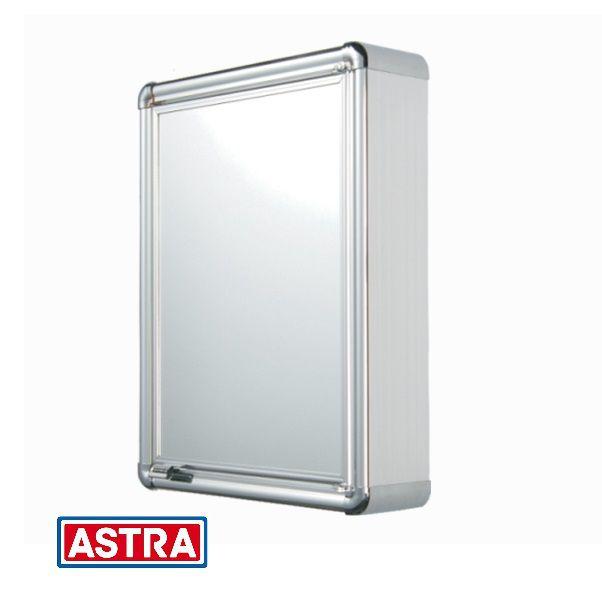Armário de Alumínio 1 Porta 35 x 45 x 11,30 - ASTRA