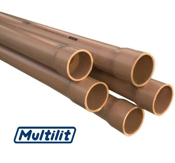Tubo Soldável Água Fria 32 M.M. - MULTILIT
