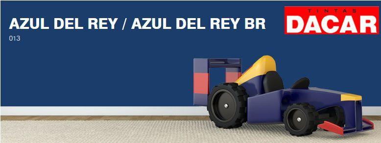 Esmalte Sintético Standard 900 ML Azul Del Rey - DACAR
