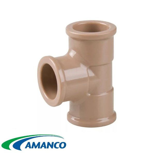 TE Soldável 32 MM - AMANCO