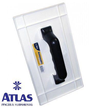 Desempenadeira para Textura de Plástico Grande 30 x 17 CM - PINCÉIS ATLAS