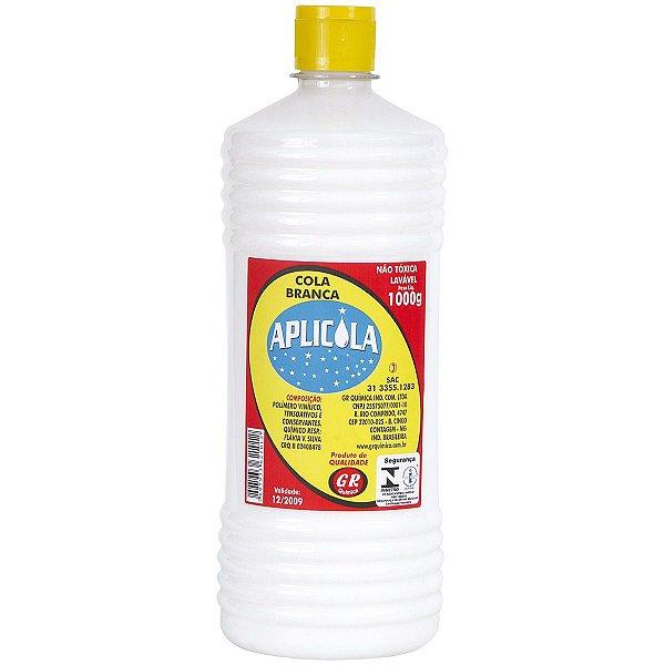 Cola Branca 1000 G - APLICOLA