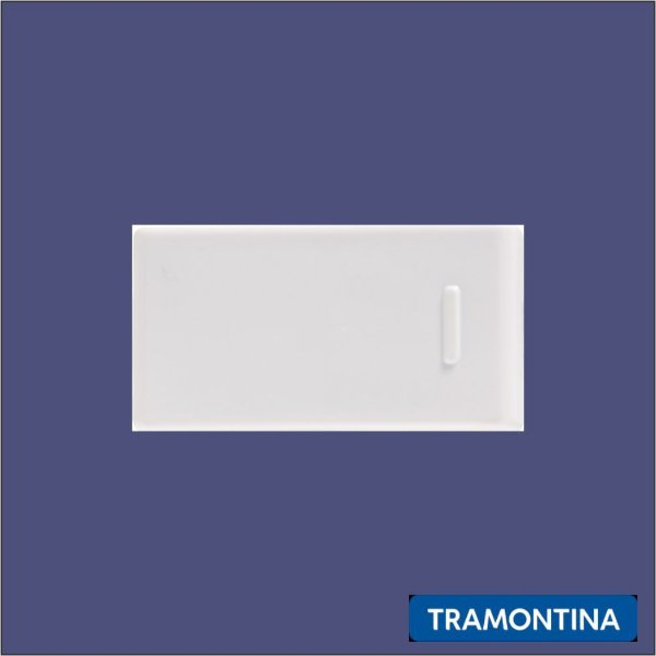 Módulo Interruptor Simples 10A/250V - TRAMONTINA