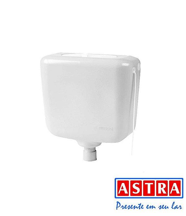 Caixa Descarga C21/S Branca - ASTRA