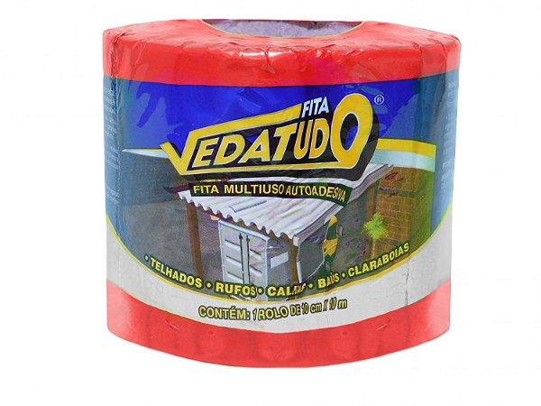 Fita Asfáltica 10 CM Largura MT - VEDATUDO