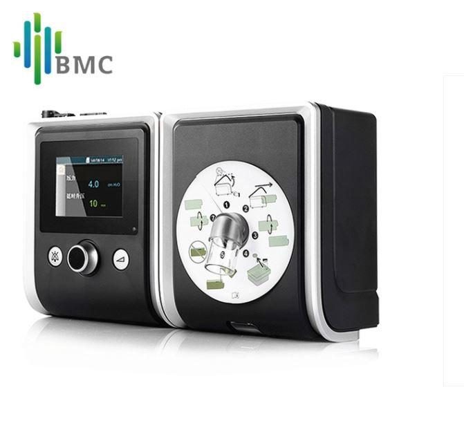 Kit CPAP Auto RESmart System Gll, modelo E-20A-H-O, com Umidificador