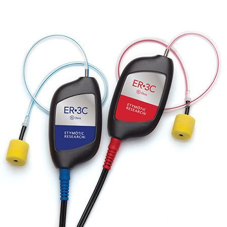 Fone de Inserção Ear-Tone 3C - 50 Ohm