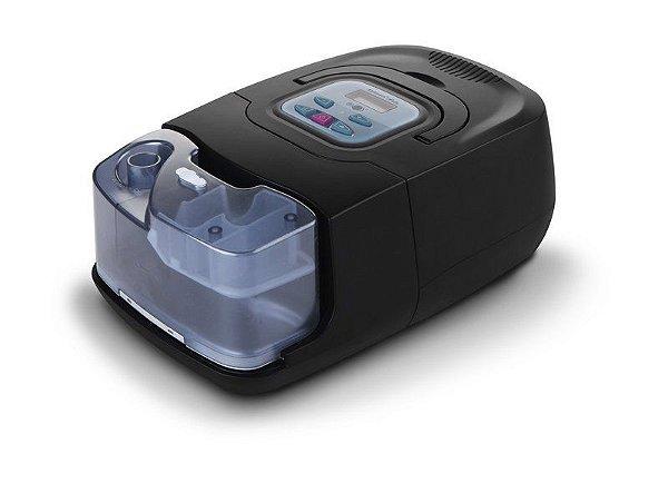 Kit CPAP Auto RESmart GI com Umidificador e Máscara Oro-Nasal iVolve Full Face F1A - M