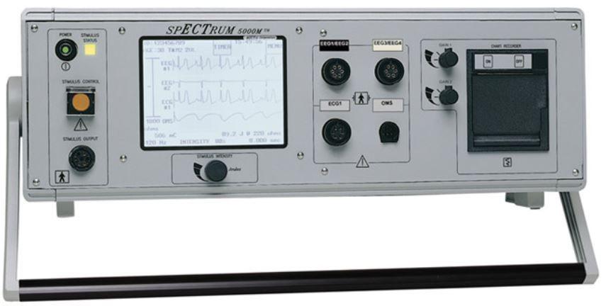 Sistema de Eletroconvulsoterapia MECTA 5000M - (4EGG/1ECG/1OMS) - Por Encomenda.