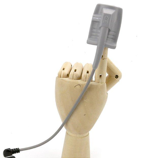 Sensor Oximetro de dedo PolyWatch - Tamanho G