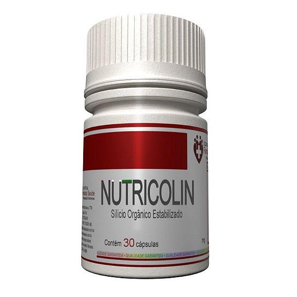 Nutricolin 300mg cápsulas - Silício Orgânico