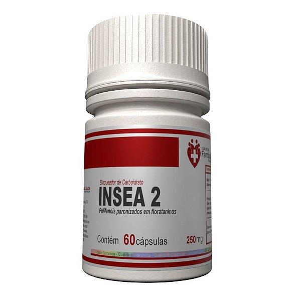 INSEA2 250mg 60 cápsulas - Bloqueador de Carboidrato