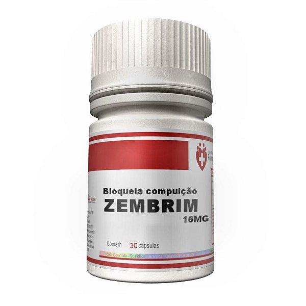 Zembrin 16mg 30 cápsulas - Bloqueia a compulsão alimentar