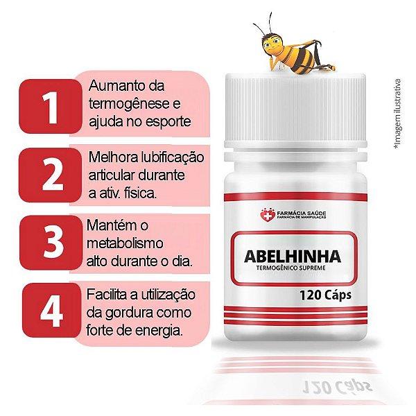 Termogênico Abelhinha 120 cápsulas