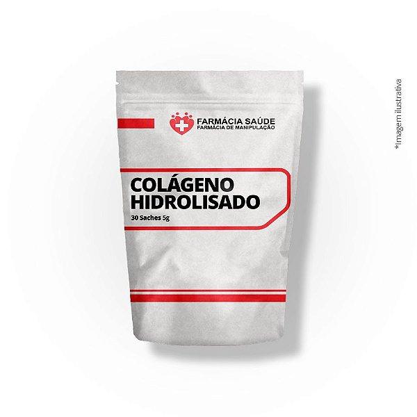 Colágeno Hidrolisado 5g 30 sachês - Peptideos Tipo I e III